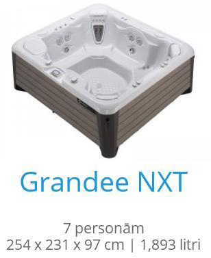 1 Наружные SPA ванны