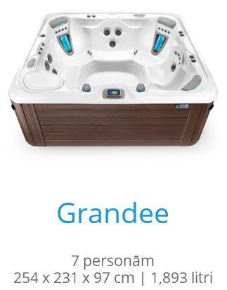 7 Наружные SPA ванны