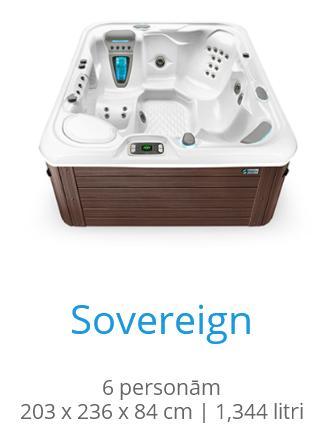 9 Наружные SPA ванны
