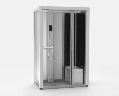 I130cabin-white-495x400 Tvaika dušas kabīnes TYLO