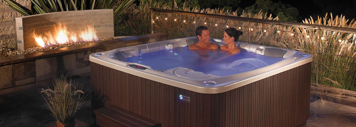 hotspring-spas Наружные SPA ванны