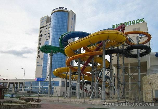 kazan-1 Аквапарки